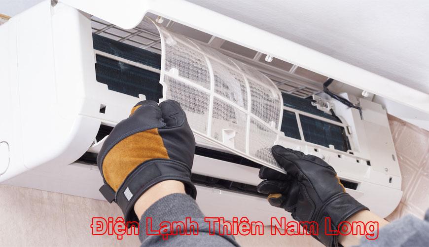 Dịch vụ sửa máy lạnh quận 1