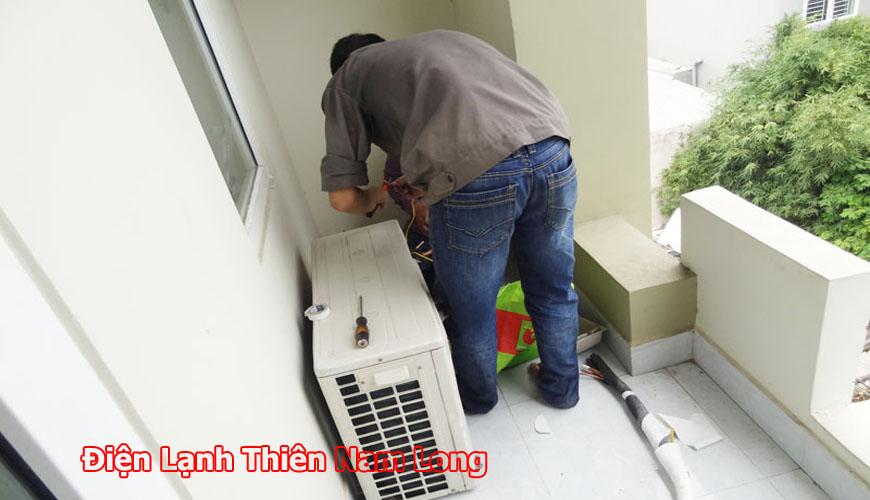 sửa máy lạnh tphcm