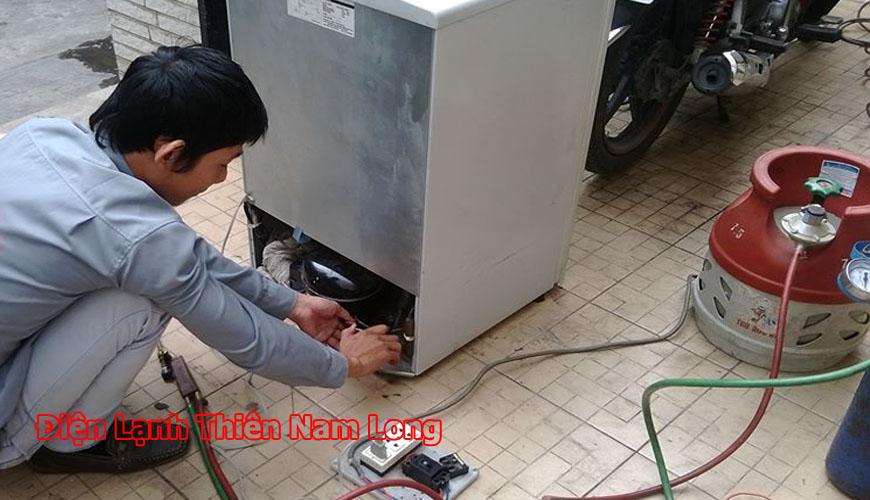 sửa tủ lạnh tại nhà tphcm